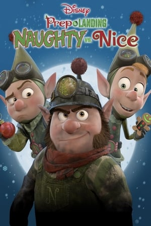 Prep & Landing: Naughty vs. Nice (2011)