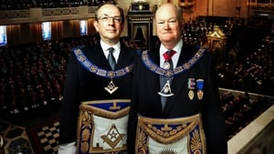 English series from 2017-2017: Inside the Freemasons