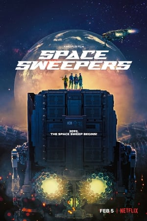 poster Space Sweepers