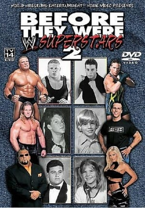 WWE: Before They Were Superstars 2 poster