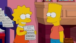Los Simpson - Walking Big & Tall episodio 13 online