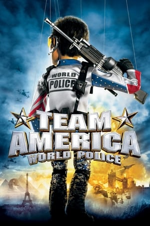 Poster Team America: World Police (2004)
