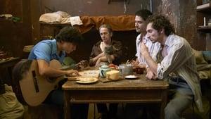 Juan Carlos Maldonado, Lucas Balmaceda, Gastón Pauls in The Prince