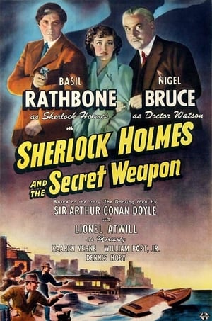 Image Sherlock Holmes and the Secret Weapon