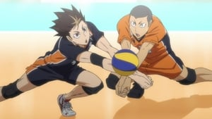 Haikyu!! Season 4 :Episode 16  Broken Heart