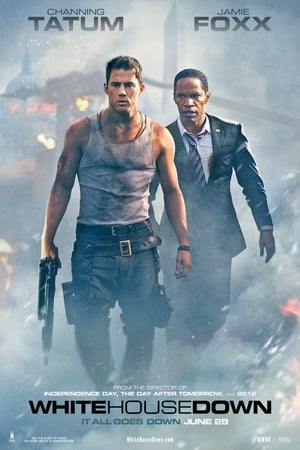 Poster White House Down: A Dynamic Duo - Channing Tatum and Jamie Foxx (2013)