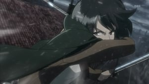 Attack on Titan Season 1 :Episode 6  The World the Girl Saw: The Struggle for Trost, Part 2