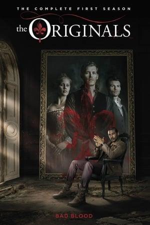 The Originals 1ª Temporada Torrent, Download, movie, filme, poster