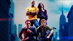 poster Marvel's The Defenders