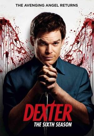 Dexter 6ª Temporada Torrent, Download, movie, filme, poster