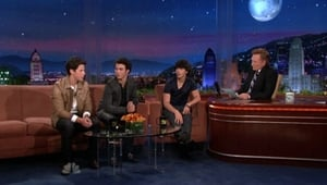 Watch S1E44 - The Tonight Show with Conan O'Brien Online