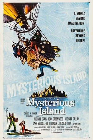 Mysterious Island streaming