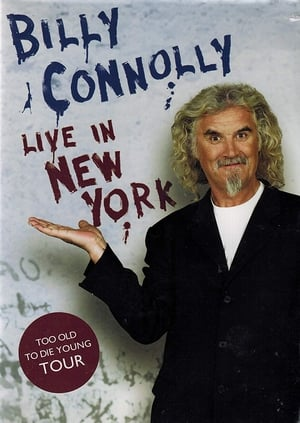 Billy Connolly: Live in New York-Billy Connolly