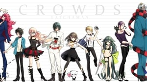 Gatchaman Crowds Season 2