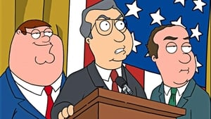 Family Guy Season 3 : Mr. Griffin Goes to Washington