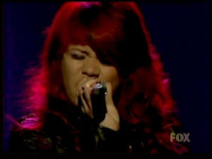 American Idol season 8 Episode 36