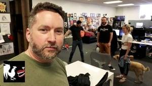 Burnie's Vlog in LA