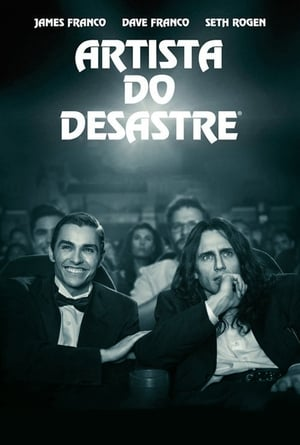 Artista do Desastre - Poster