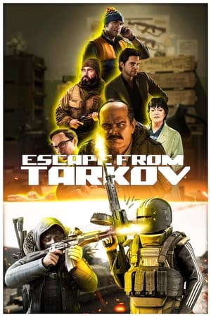 Escape from Tarkov. Raid. (2021)