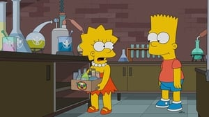 The Simpsons Season 28 :Episode 5  Trust But Clarify