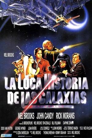 VER La loca historia de las galaxias (1987) Online Gratis HD