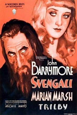 Capa do filme Svengali