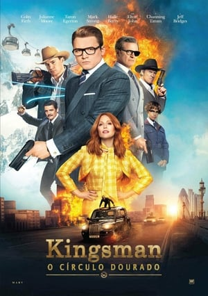 Kingsman: O Círculo Dourado Torrent (2017) Dual Áudio / Dublado 5.1 BluRay 720p | 1080p – Download