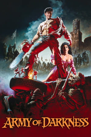 Army Of Darkness (1992) is one of the best movies like The Blair Witch Project (1999)