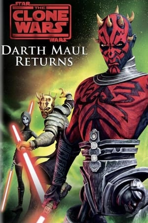 Image Star Wars: The Clone Wars: Darth Maul Returns