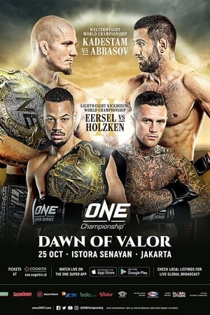 ONE Championship 101: Dawn of Valor