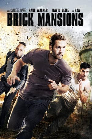 Brick Mansions (2014) is one of the best movies like Blade Runner 2049 (2017)