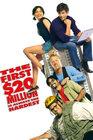 The First $20 Million Is Always the Hardest-Rosario Dawson