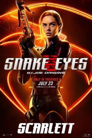 poster Snake Eyes: G.I. Joe Origins