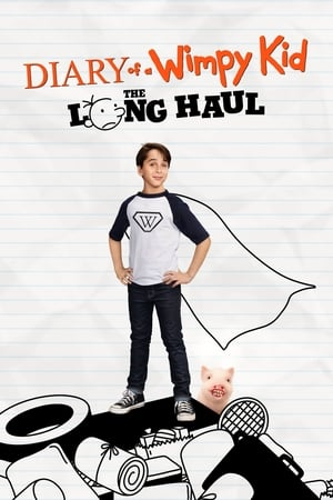 Poster Diary of a Wimpy Kid: The Long Haul (2017)