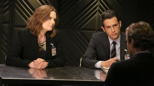 Bones Season 11 : The Stiff in The Cliff