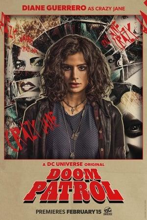 poster Doom Patrol