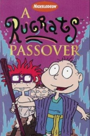 Poster A Rugrats Passover (1995)