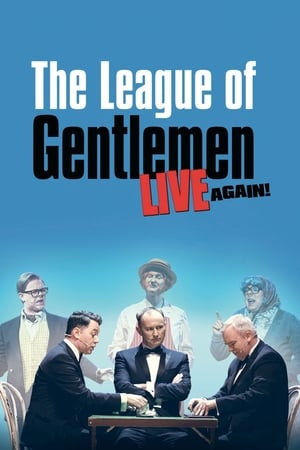 The League of Gentlemen - Live Again!