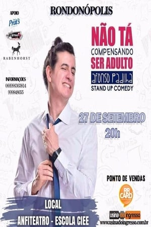 Afonso Padilha – Não Tá Compensando Ser Adulto (2017) Nacional WEB-DL 1080p – Torrent Download