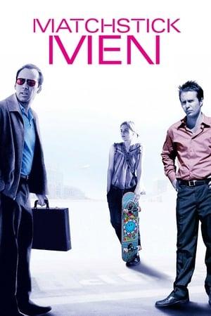 Matchstick Men – Șarlatanii (2003)