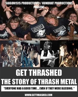 Get Thrashed Story Thrash Metal 2006 Full Movie Subtitle Indonesia