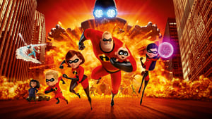 Incredibles 2 (2018) HDCAM 480p 350MB ( Hindi -English ) MKV