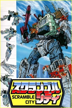 Image Transformers: Scramble City