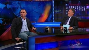 The Daily Show with Trevor Noah - Liev Schreiber Wiki Reviews