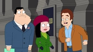 American Dad! Season 12 :Episode 11  Manhattan Magical Murder Mystery Tour