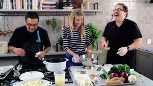 The Chef Show 1. Sezon 1. Bölüm (Türkçe Dublaj) izle