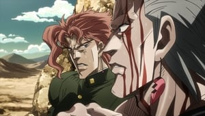 JoJo's Bizarre Adventure Season 2 :Episode 11  The Emperor and the Hanged Man, Part 2