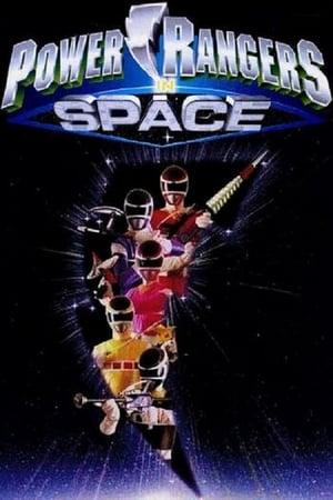 Play Power Rangers in Space