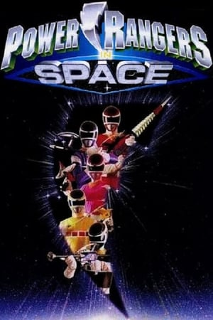 Image Power Rangers in Space