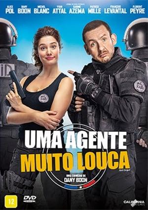 Uma Agente Muito Louca Torrent, Download, movie, filme, poster